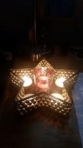 david bowie altar