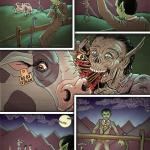 Mr. Guy: Zombie Hunter Act 1 Arc 1 full page