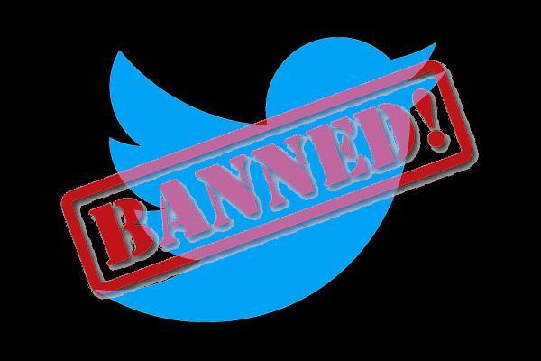 twitter banned links