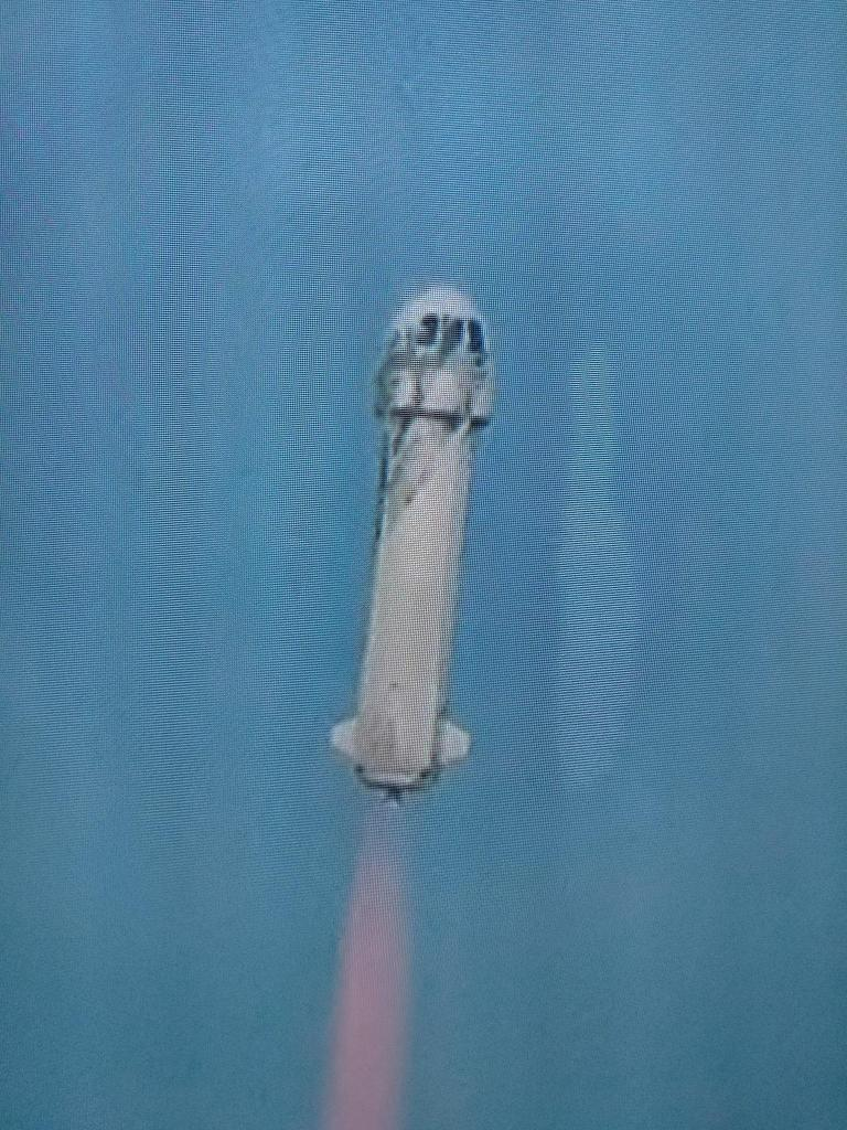 Jeff Bezos's Blue Origin rocket looks like...well...