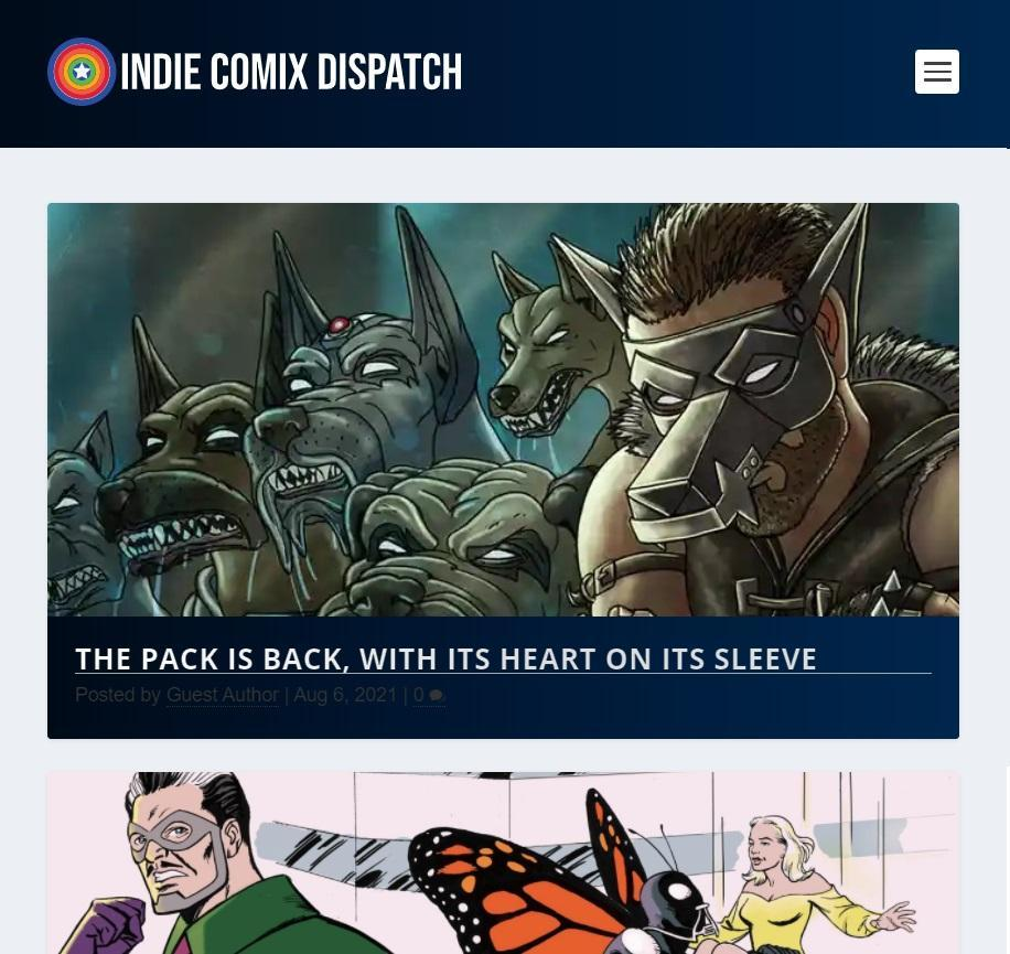 indie comix dispatch pack heart on sleeve