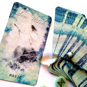 Sea Whispers Oracle Cards