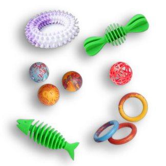Zabawki gumowe