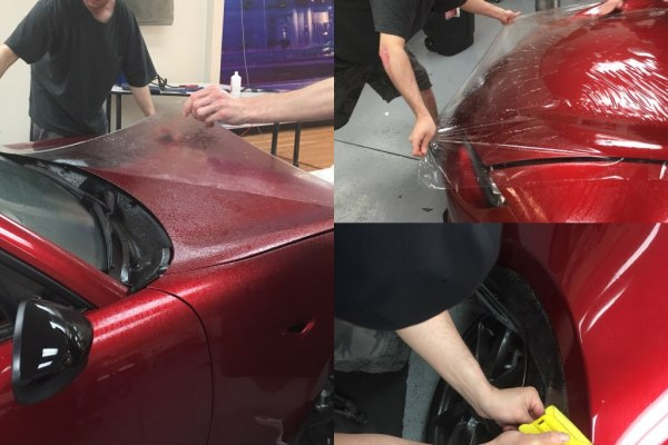 Lynx Clear Protection Film Install – 2018 Mazda MX-5 Miata