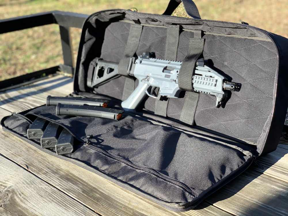 The Bureau - SBR/AR Pistol Bag