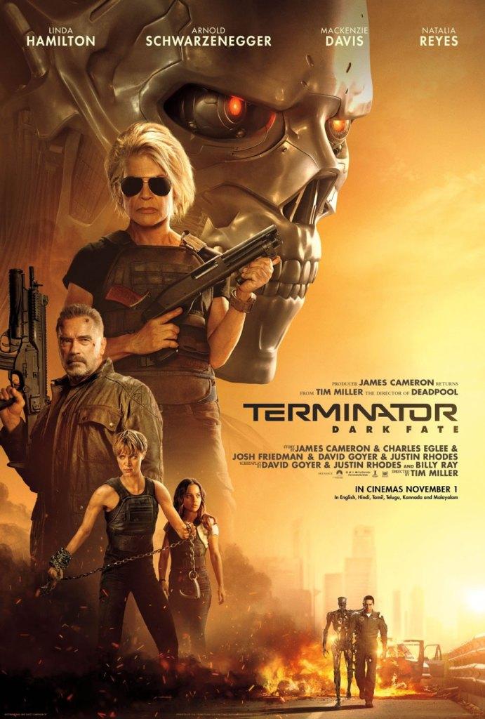 Terminator: Dark Fate – Can Linda Hamilton, Arnold Schwarzenegger, and James Cameron Save the Fate of the Franchise?