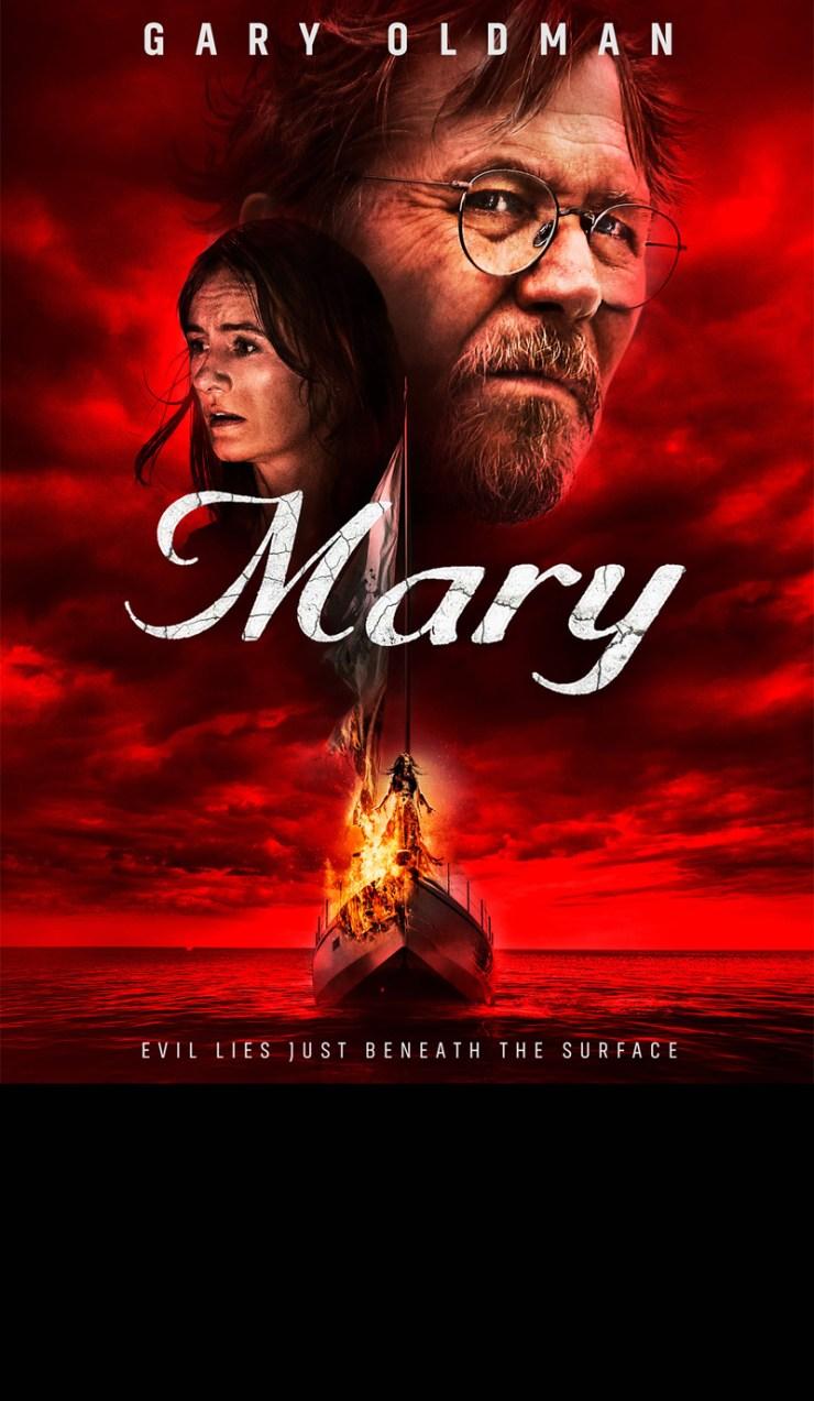 'Mary': Gary Oldman stars in High Seas Horror Movie