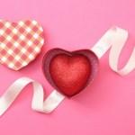 バレンタインのラッピング簡単かわいく100均でも 本命にもOK!
