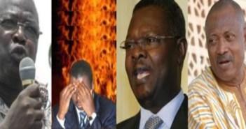 Palabre des dindons de la politique togolaise