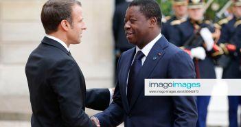 Macron dans le piège togolais [Par Kofi Yamgnane]