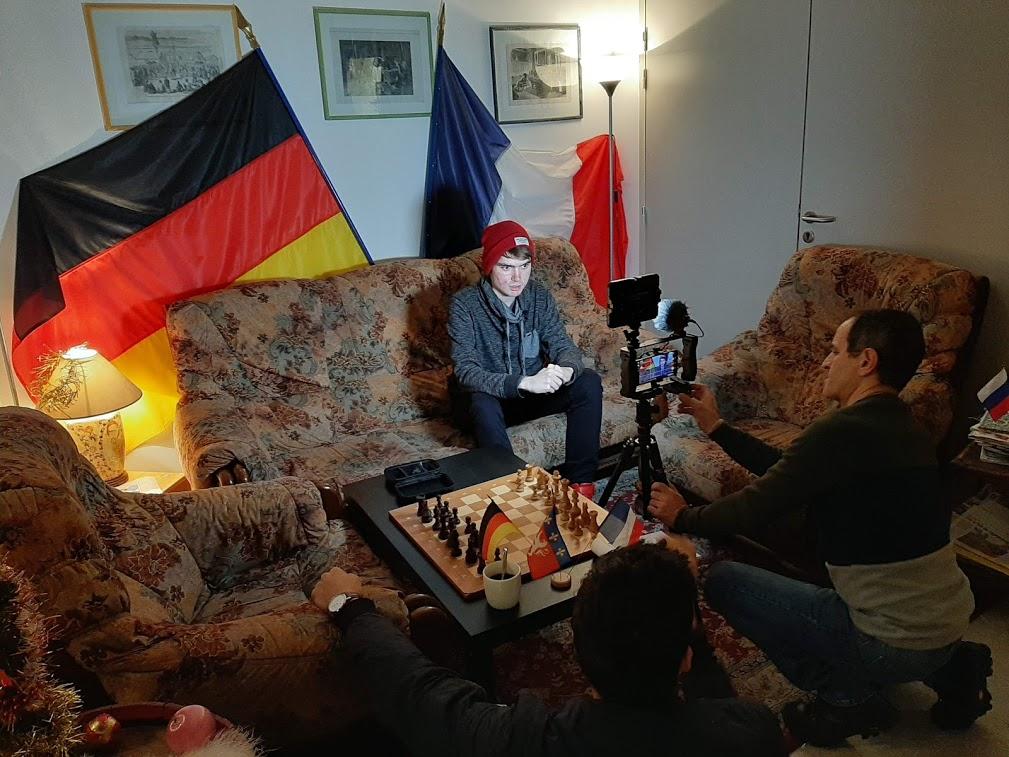 Allemagne en tête Trophée Lyon