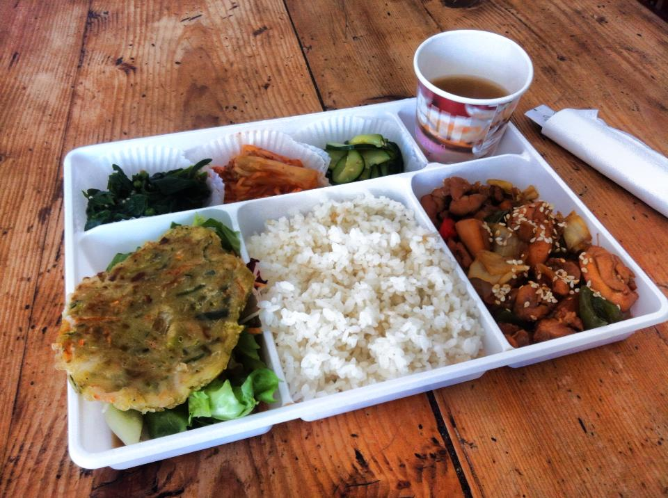 Bap Restaurant Coréen a Lyon
