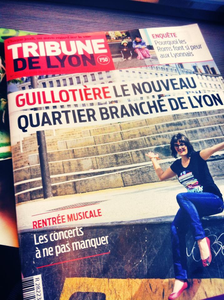 Guillotire Tribune