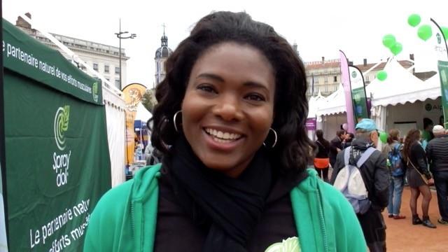 Muriel Hurtis pour Lyoncitycrunch