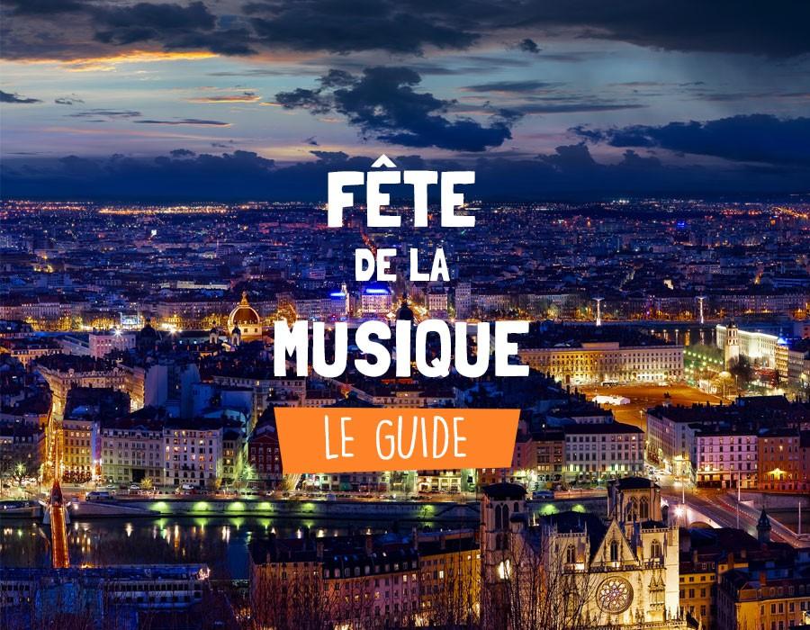 Fete de la musique à Lyon