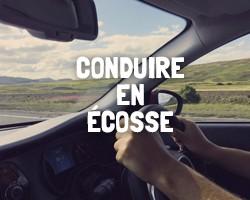 conduire en écosse