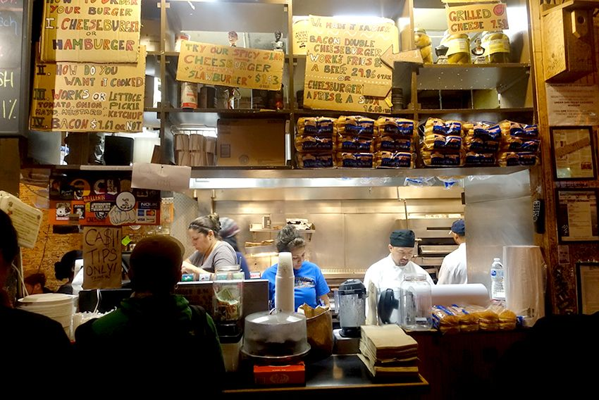 Joint Burger New-York