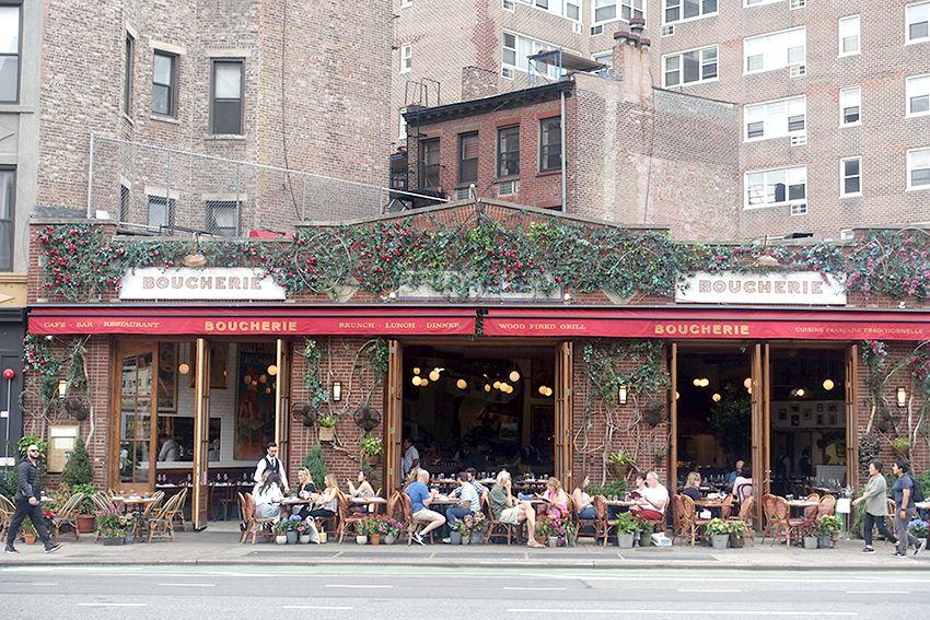 Restaurant Français New-York