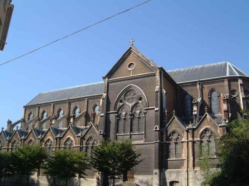 L'Eglise Saint-Bernard