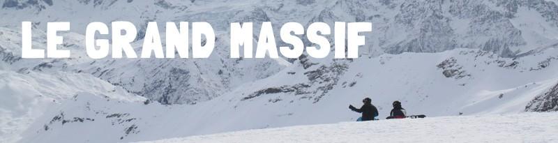 Station de ski Grand Massif