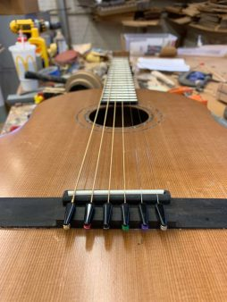 Power Pins 2.0 with strings