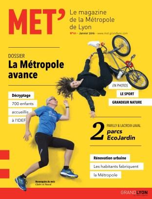 Magazine MET'