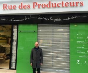 la rue des producteurs