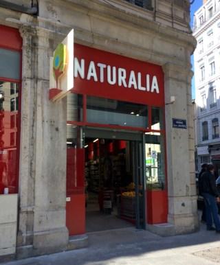Un Nouveau Magasin Naturalia Sur L Avenue Jean Jaures Lyon 7 Rive