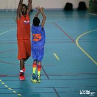 Match All Star entre les coachs et les jeunes