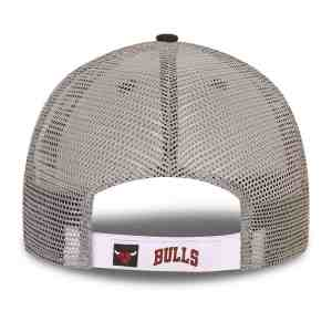 CASQUETTE TRUCKER HOME FIELD 9FORTY CHICAGO BULLS