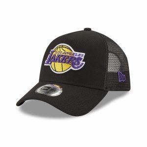 CASQUETTE TRUCKER LOS ANGELES LAKERS NBA BLACK BASE