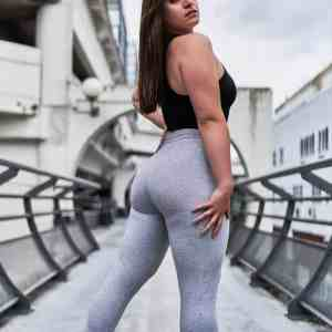 JOGGING GRIS FEMME REALITY AKAAPPAREL