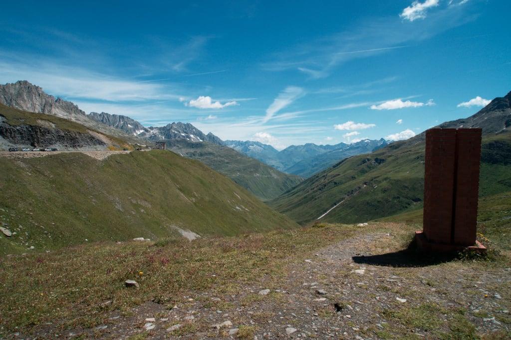 Chasseur de cols : un carré d'as des Alpes suisses (20 juillet 2020)