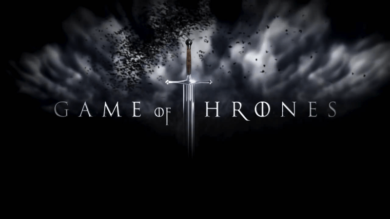 Game of Thrones Possible Logo