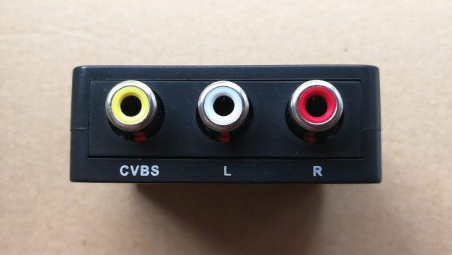 Commodore 64 video over HDMI