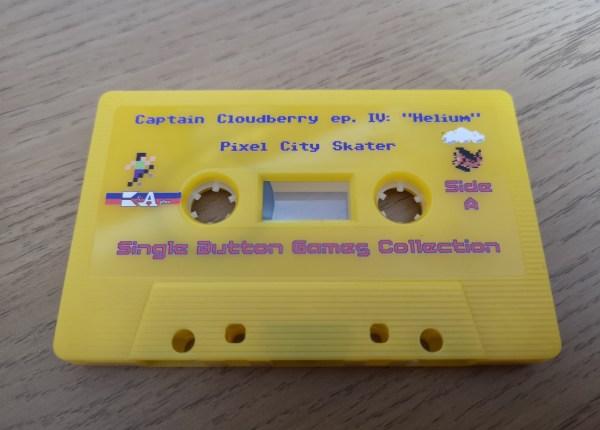 C64 Single Button Games