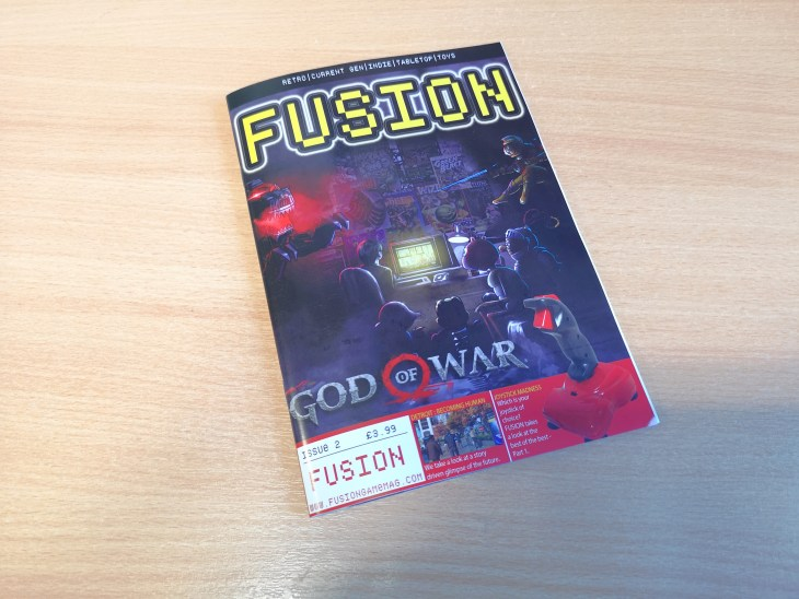 Fusion Magazine Issue 2