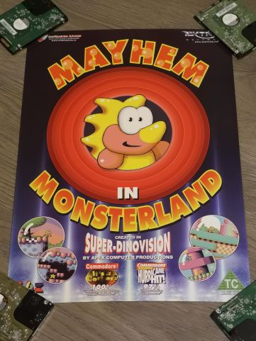 Mayhem in Monsterland 25th Anniversary Collector's Edition