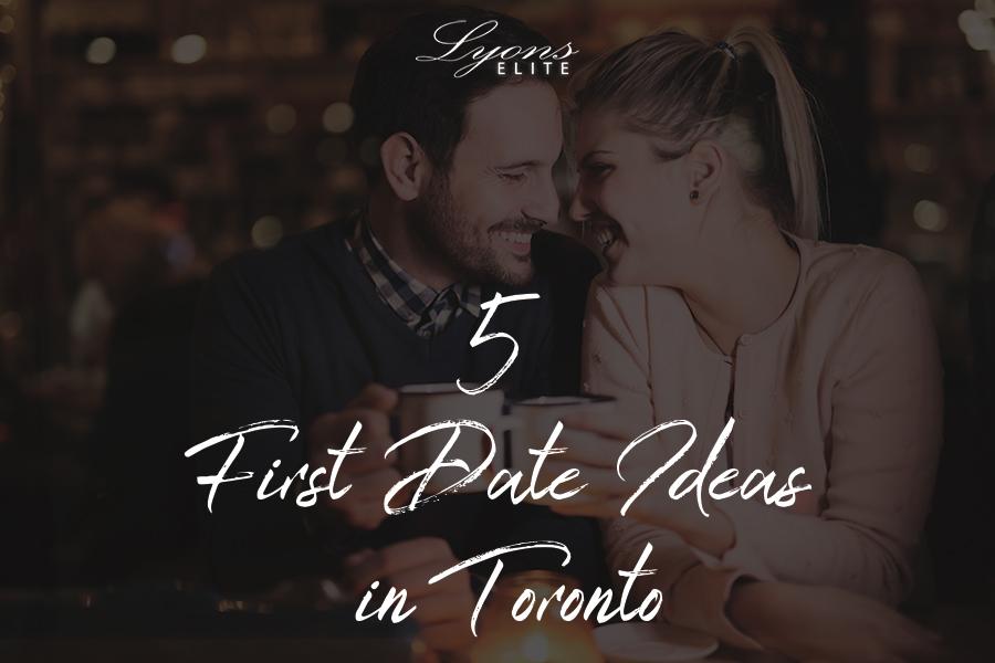 Toronto dating blog