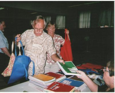 Assembling School Kits