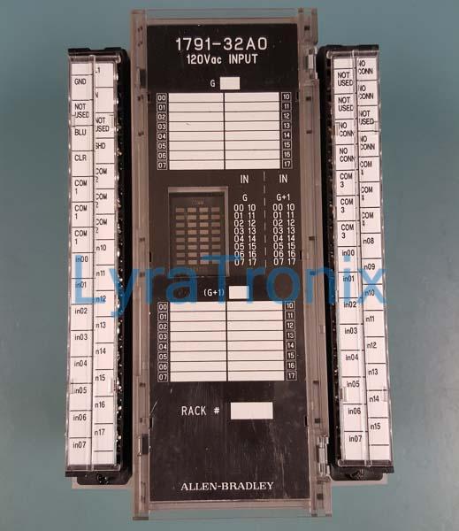 Allen Bradley 1791-32A0 Repair