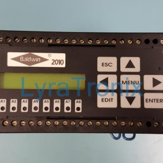 Baldwin 2010 Web tension controller