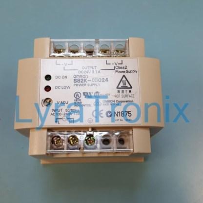 Omron S82K-05024 repair, Omron power supply repair