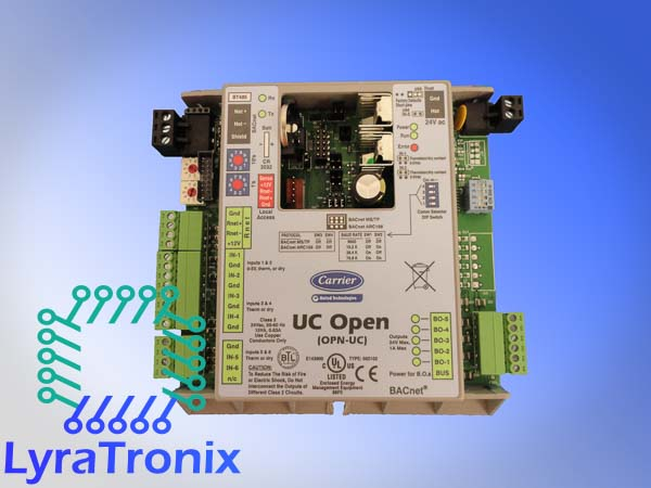 UC Open OPN-UC Carrier repair