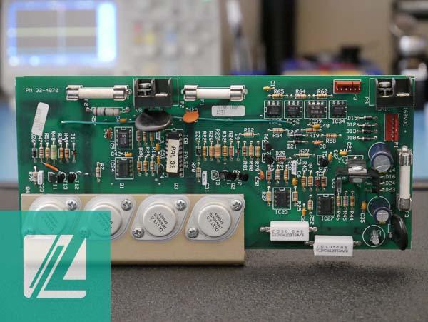 Haas 32-4070 drive card