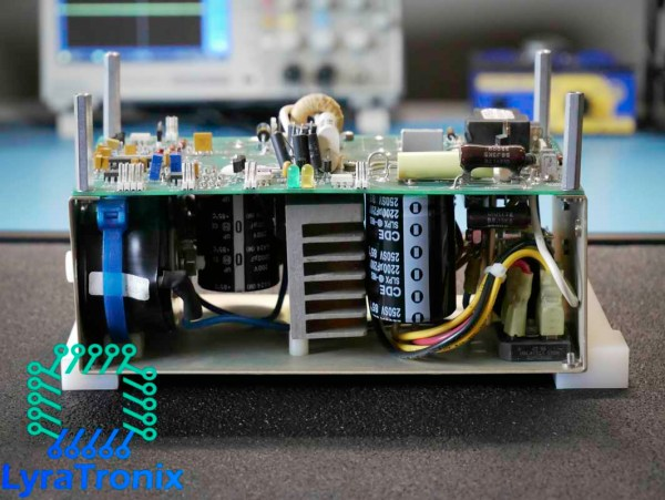 Analog Modules 590-5 power supply
