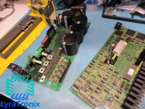 anuc A06B-6078-H211 #H500 Spindle Amplifer Repair