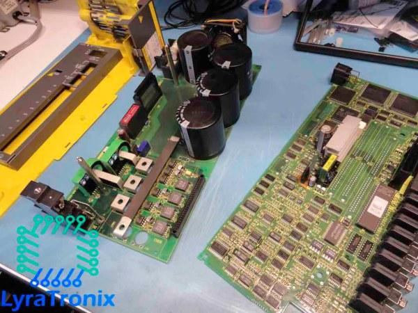 anuc A06B-6078-H211 #H500 Spindle Amplifer Repair