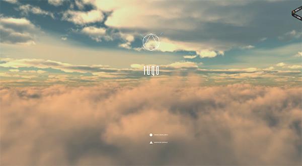 iuqo in 50 Creative Full Screen Video Background Websites