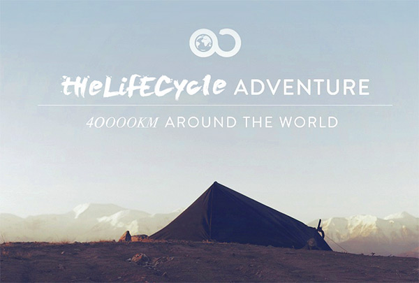 The Lifecycle in 45 Modern Minimal Websites